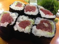 次郎長寿司:料理