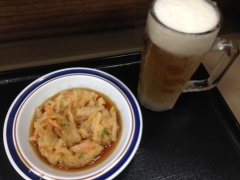 富士そば 御徒町駅前店:料理