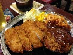 ファミリーばんざい健康食堂:料理