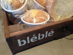 ble'ble':店内