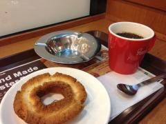 ミスタードーナツ福岡中洲:料理