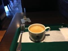 プロント 福岡赤坂店:コーヒー