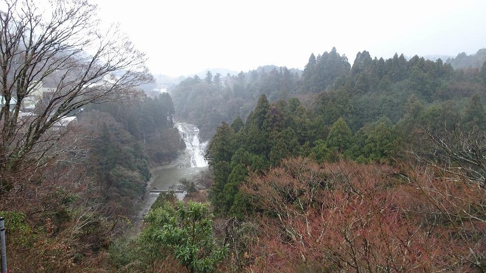 粟又の滝とごりやくの湯 (2016年3月)