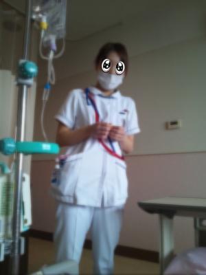 がんセンターの看護師さん